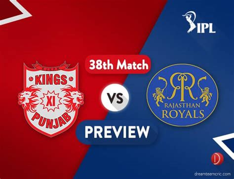 KXIP vs RR Dream11 Team   Rajasthan Desperate for a Win