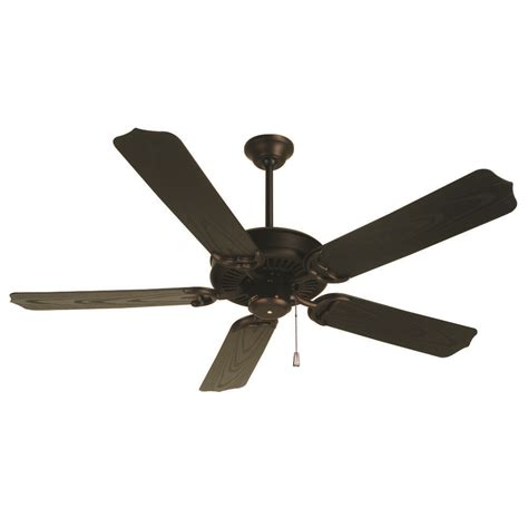 Craftmade Lighting Porch Fan Oiled Bronze Ceiling Fan