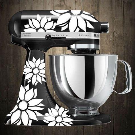 Kitchen Mixer Decals by Kitchen Aid Decals Sun Flowers And Decals On