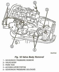 42re Transmission Valve Body Diagram
