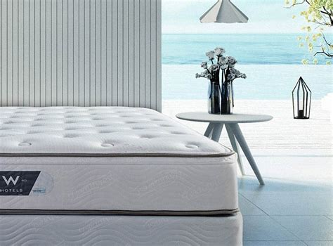 W Hotel Bed by W Hotels Bed Collection Shop Pillow Top Top