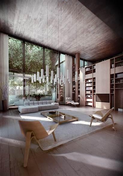 Living Japanese Modern Stunning Designs Roohome Plans