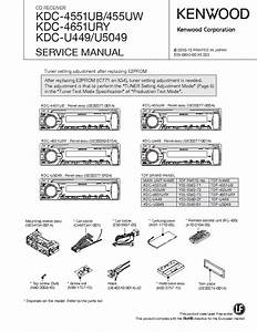 Kenwood Kdc 610u Wiring Diagram