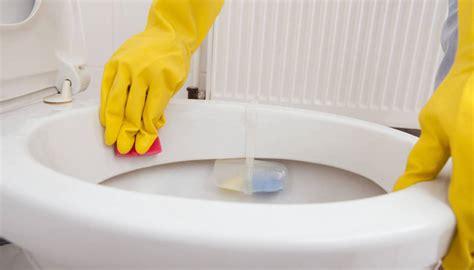 metodi  eliminare il calcare dal wc dilei