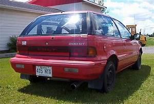 Lepetit 1992 Dodge Colt Specs  Photos  Modification Info
