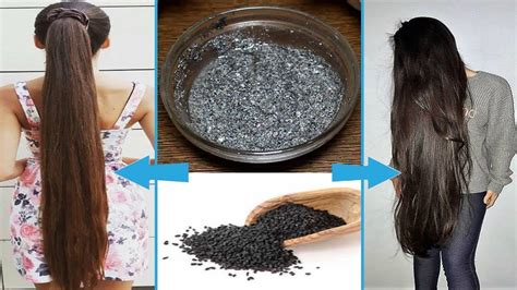 How to grow hair super fast with black seeds Kalonji |Fast
