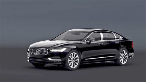 Volvo S90 Photo by Volvo S90 Excellence 2017 Interior Exterior Design