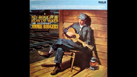 Blue Yodel #9 (standin' On The Corner) , Jimmie Rodgers
