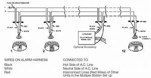 Manual Fire Alarm Wiring Diagram