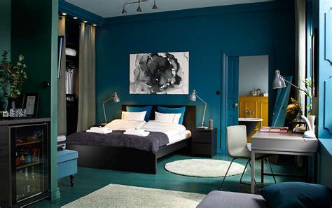 寧靜的睡眠空間:30個漂亮的藍色臥室設計