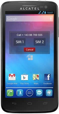 Alcatel One Touch X'pop (5035) Caracteristicas