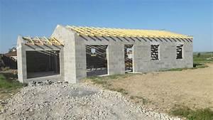 chantier maison en brique top duo montauban With construction maison brique ou parpaing