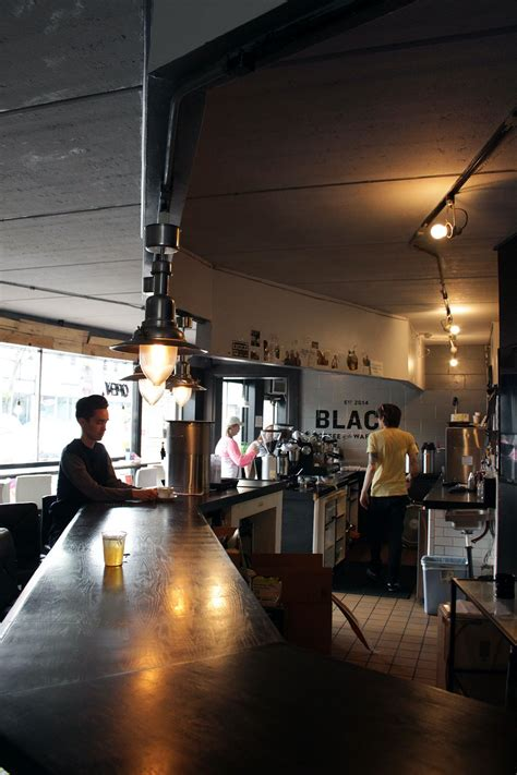 Our goal is to keep the locally owned house alive. On the Grid : Black Coffee and Waffle Bar