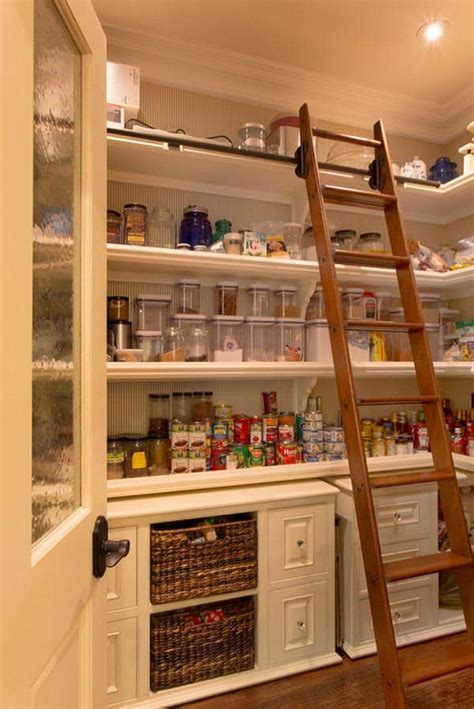 Pantry Designs 53 mind blowing kitchen pantry design ideas