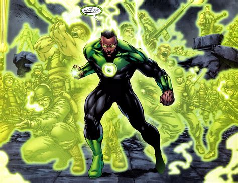 green lantern stewart dc comics stewart green lantern