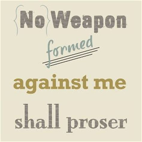 no weapon formed against me scripture quotes pinterest