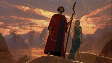 Animated Heroes . . . Moses