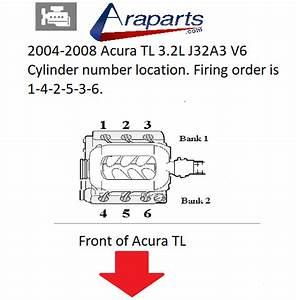 2004 Acura Tl Ignition Coils  U0026 Coil Packs