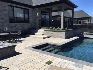 impressionnant plan piscine creusee 5 nouvelles With amenagement paysager avec piscine creusee 7 cour arriare amenagement paysager ladouceur paysagiste