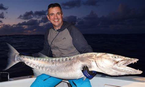 barracuda rod fishing club