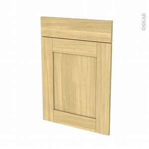 Cuisine En Bois Brut : facade meuble cuisine bois brut image sur le design maison ~ Teatrodelosmanantiales.com Idées de Décoration