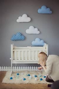 Baby Und Kleinkind In Einem Zimmer : kinder gef llt cloud geformten kissen geschenk ideen baby kleinkind mobile wei blau ~ Bigdaddyawards.com Haus und Dekorationen
