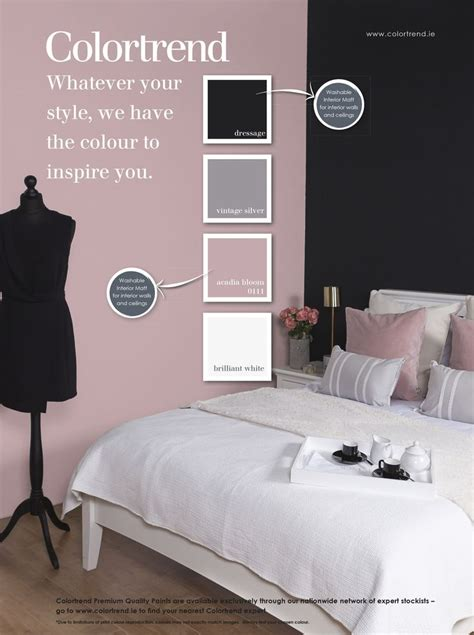 Bedroom Paint Ideas Ireland by 46 Best Colourtrend Ireland Images On Ireland