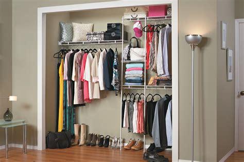 closetmaid closet organizer closetmaid 1628 5ft to 8 ft closet organizer kit new