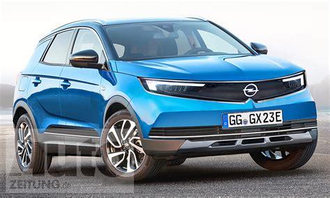 Opel Kleinwagen 2020 by Opel Mokka X 2020 Erste Fotos Autozeitung De