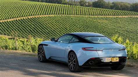 2017 Aston Martin Db11 Review With Price, Horsepower And