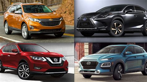 Most Efficient Crossovers 10 most fuel efficient crossovers the daily drive