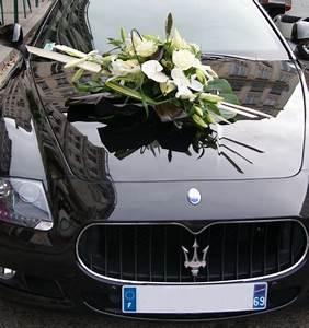 Deco Avec Piece De Voiture : d coration florale pour voiture mariage ~ Medecine-chirurgie-esthetiques.com Avis de Voitures