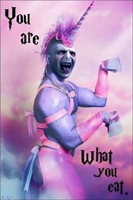 Voldemort as a Unicorn