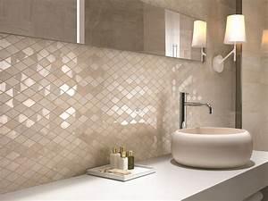 Rivestimento in gres porcellanato effetto marmo SYMPHONY Rivestimento Ragno