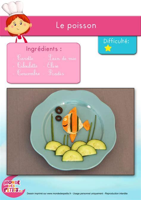 la cuisine pour les enfants monde des petits recette