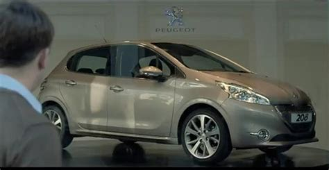 New Peugeot 208 Ad Appeals To Your Manhood