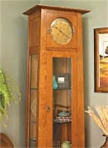 How To Build Grandfather Clocks - 4 Free Plans