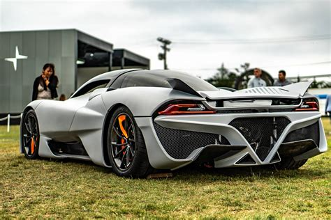 SSC Tuatara Set to Be Fastest Production Car Ever - Exotic ...