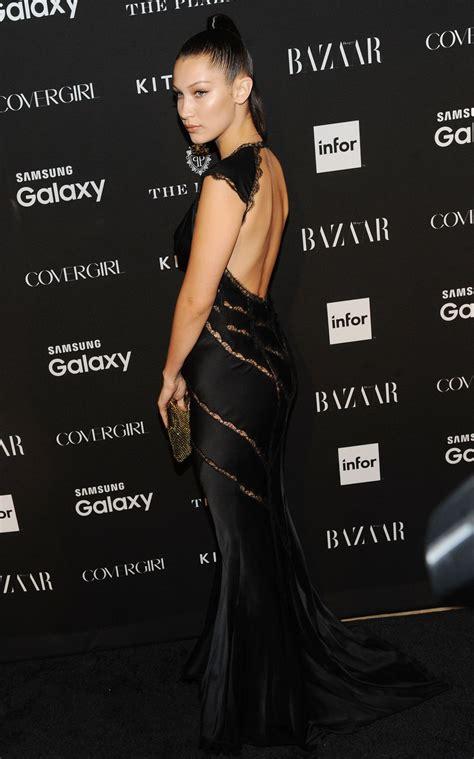 Bella Hadid – 2015 Harper's BAZAAR ICONS Event in New York ...