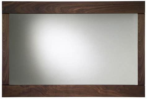Roper Rhodes Karma Walnut Framed Mirror 900mm