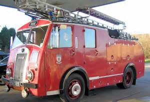 Old Fire Engines