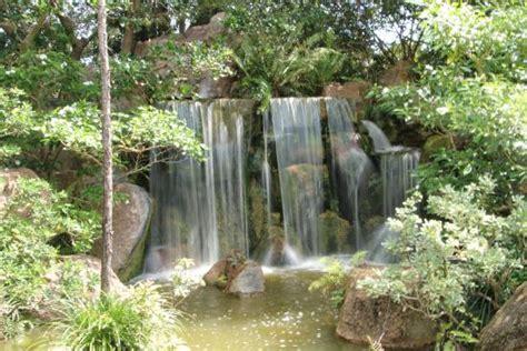 waterfalls picture of morikami museum japanese gardens