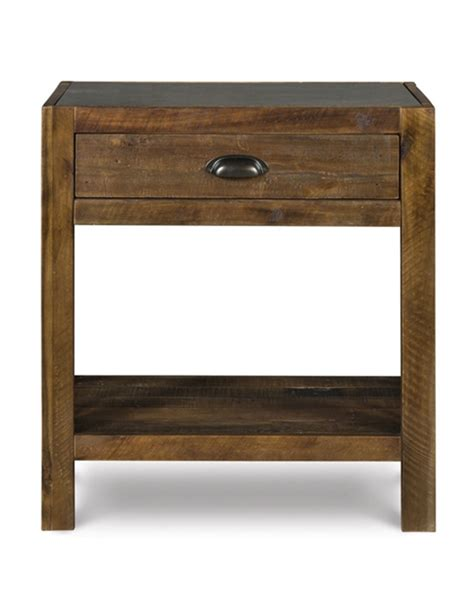 Open Nightstand by Open Nightstand River Road By Magnussen Mg B2375 05