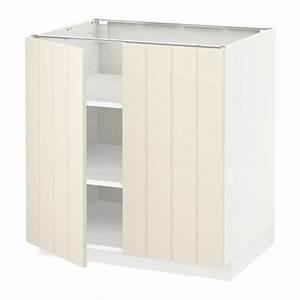 Ikea Metod Unterschrank : metod unterschrank m b den 2t ren wei hittarp ~ Watch28wear.com Haus und Dekorationen