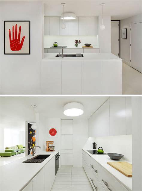 Kitchen Design Idea   White, Modern and Minimalist