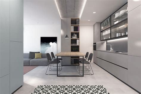 strikingly modern dining rooms  inspire