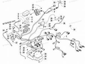Arctic Cat Atv 2007 Oem Parts Diagram For Wiring Harness Assembly
