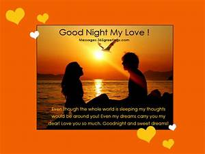 Romantic Goodnight Messages - 365greetings.com