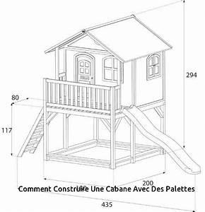 Plan Cabane En Bois Pdf : plan cabane en palette pdf jardin ~ Melissatoandfro.com Idées de Décoration