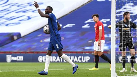 Rudiger responds to tuchel praise and provides update on chelsea contract talks. Manchester United Vs Chelsea 1-3 Video Highlights ...